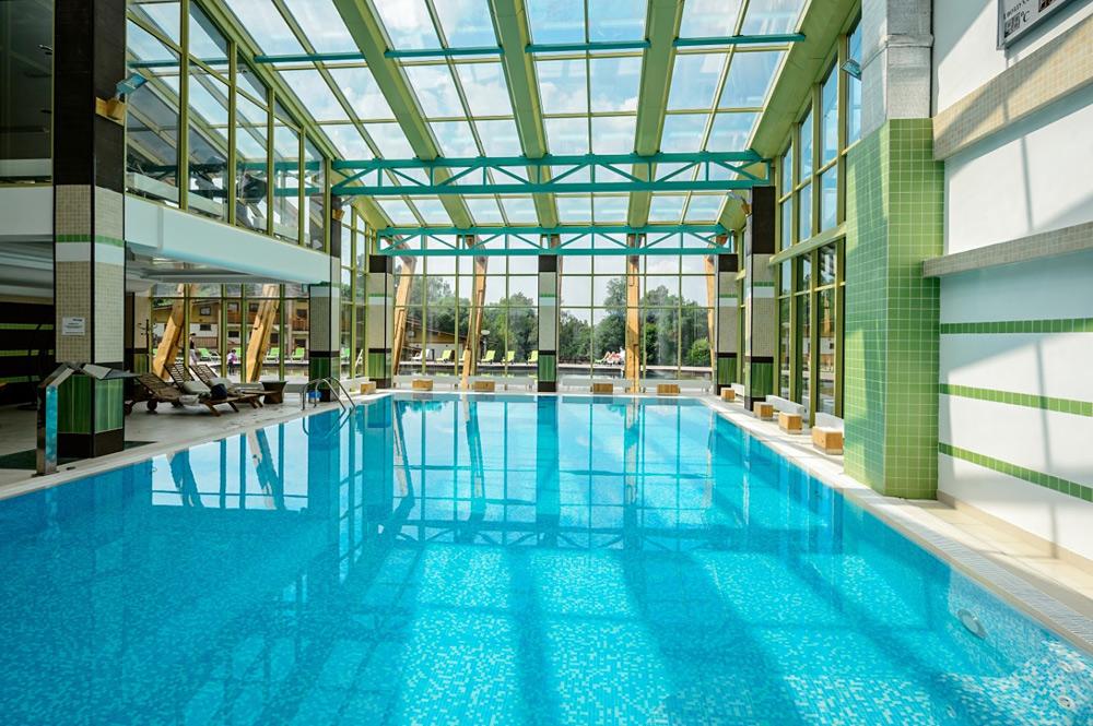 Эко отели в подмосковье с бассейном
